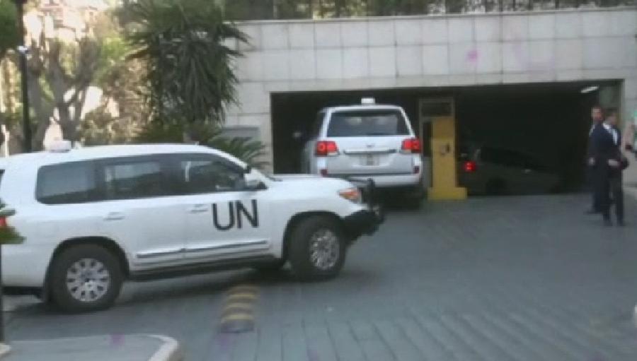 Американские репортеры  ненашли свидетельств химатаки всирийской Думе