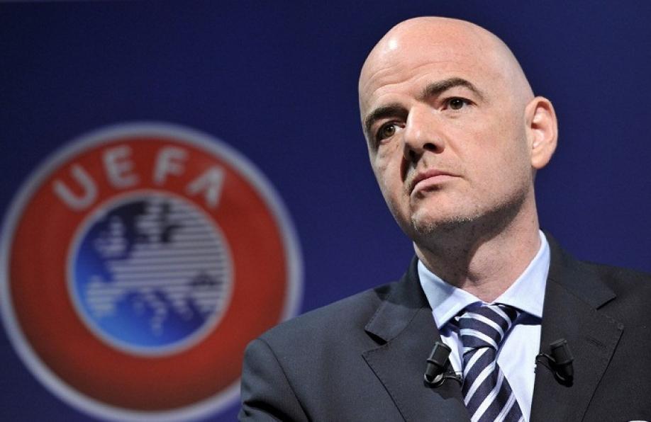 Инфантино предлагает расширить клубный чемпионат мира до16 команд