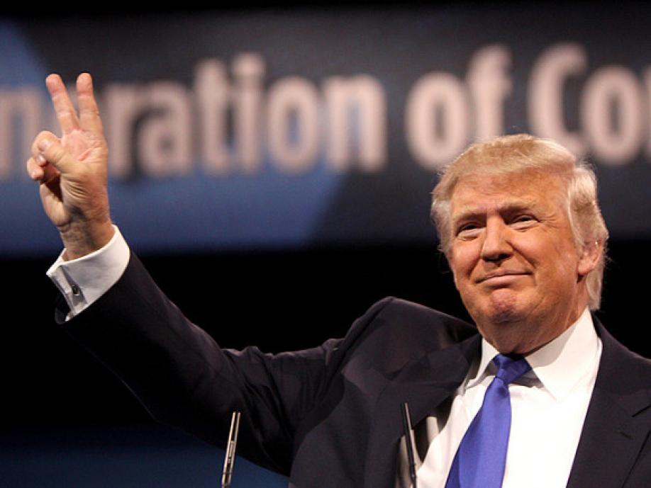 Трамп рекордно антипопулярен вСША