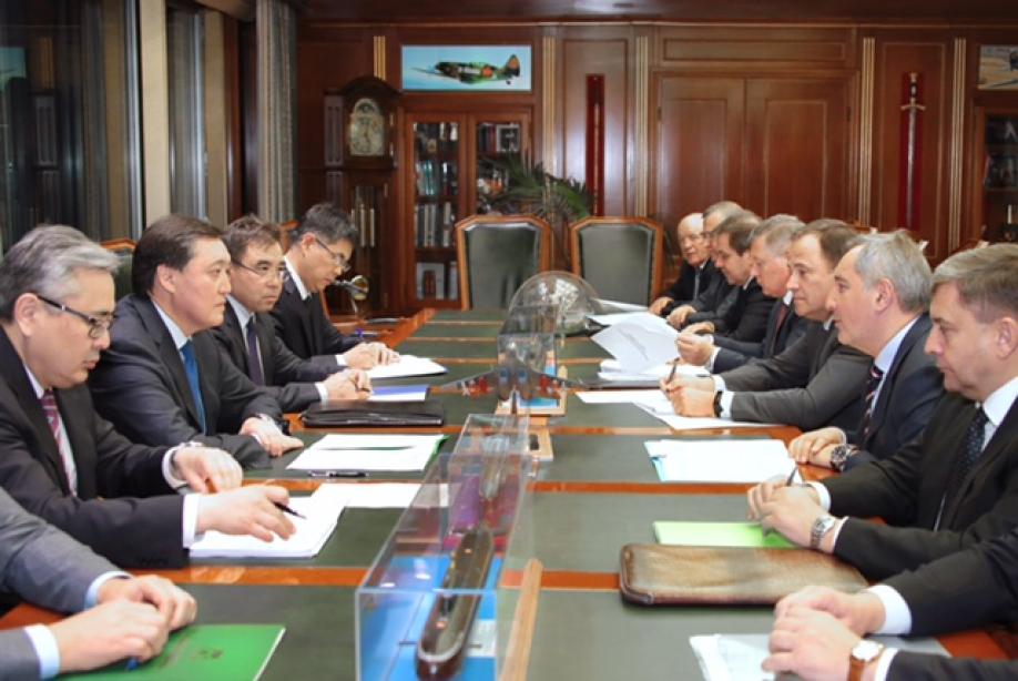 Белорусская делегация приняла участие в совещании Совета Евразийской финансовой комиссии