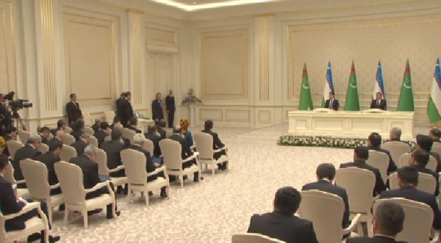 Узбекистан примет участие встроительстве газопрвода ТАПИ