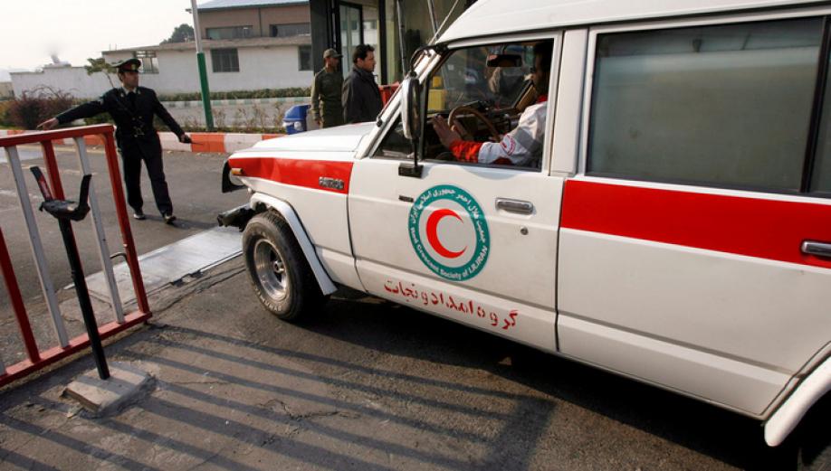 Наюге Ирана перевернулся автобус спаломниками, погибли 20 человек