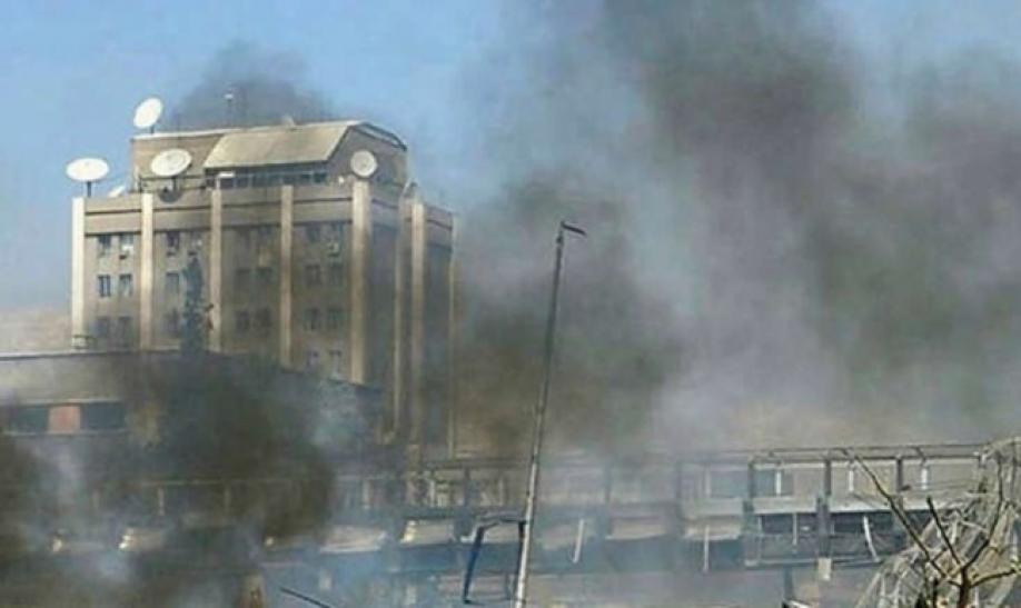 Русский МИД осудил нападение напосольствоРФ вДамаске