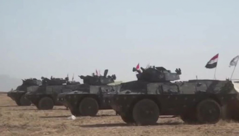 Ирак начал наступление наодин изпоследних опорных пунктов ИГИЛ
