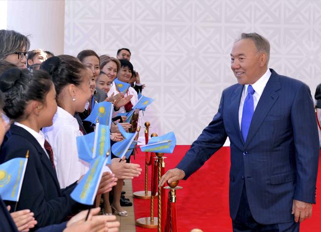 60 новых учебных заведений раскроются вКазахстане в2015-м году — Нурсултан Назарбаев