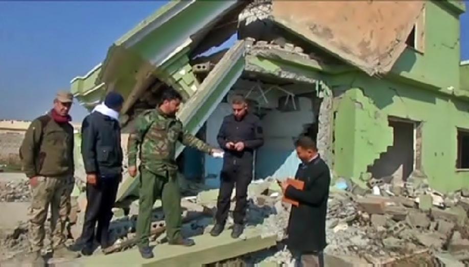 ВМосуле из-за атаки дронов ИГИЛ погибли 9 мирных граждан