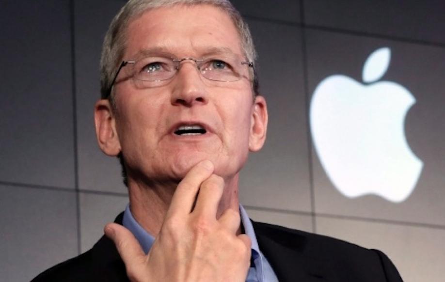 Apple урезала заработную плату своему шефу Тиму Куку из-за нехороших характеристик