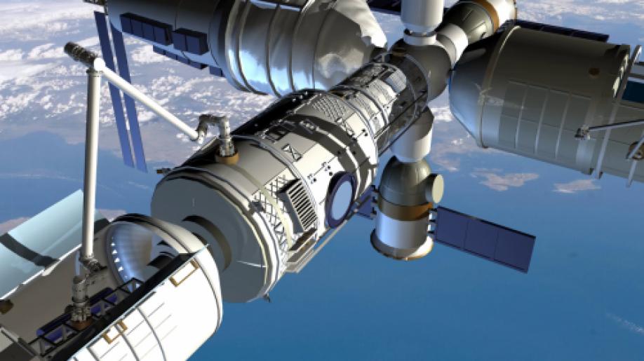 Китай запустил наорбиту Земли вторую обитаемую космическую станцию