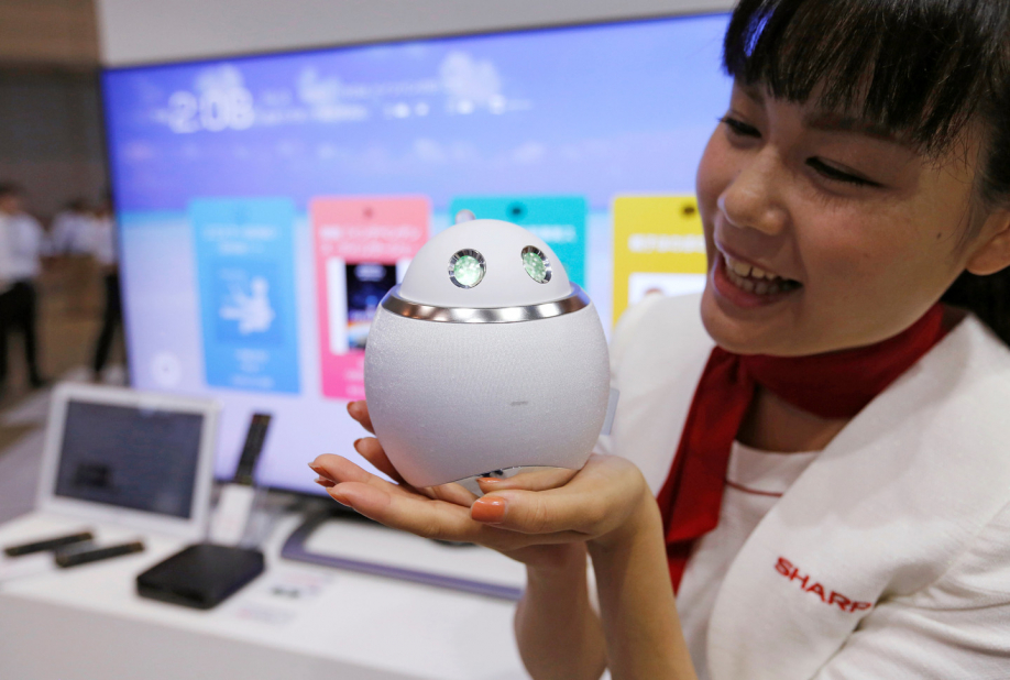 Япония желает провести Всемирный саммит роботов
