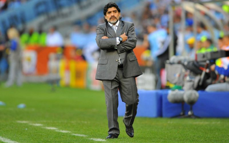 Диего Марадона заявил, что ему предлагали тренерскую работу вРоссии