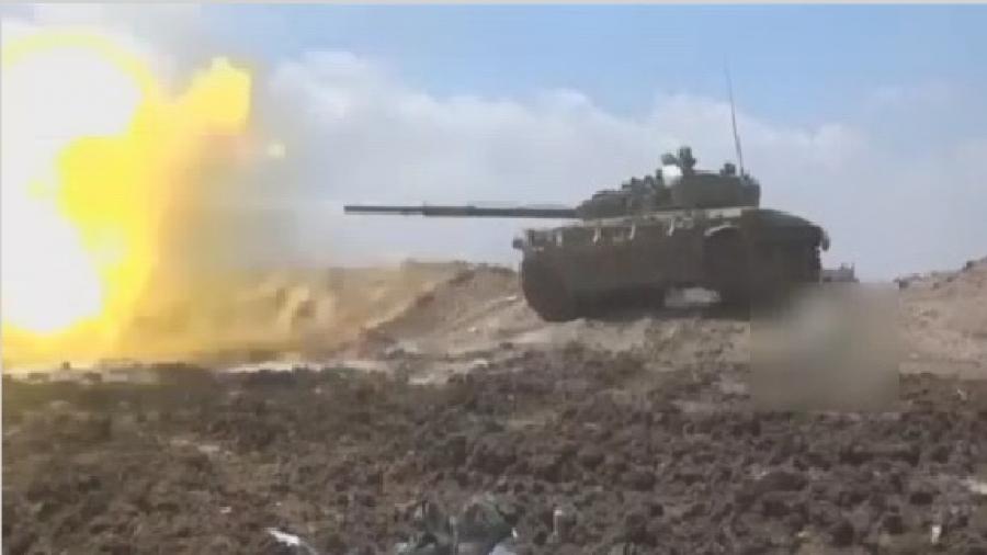 Армия Сирии возвратила контроль над шоссе Хомс— Хама