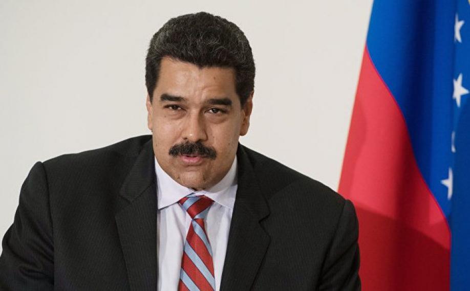 Президент Венесуэлы Мадуро обвинил парламент впопытке путча