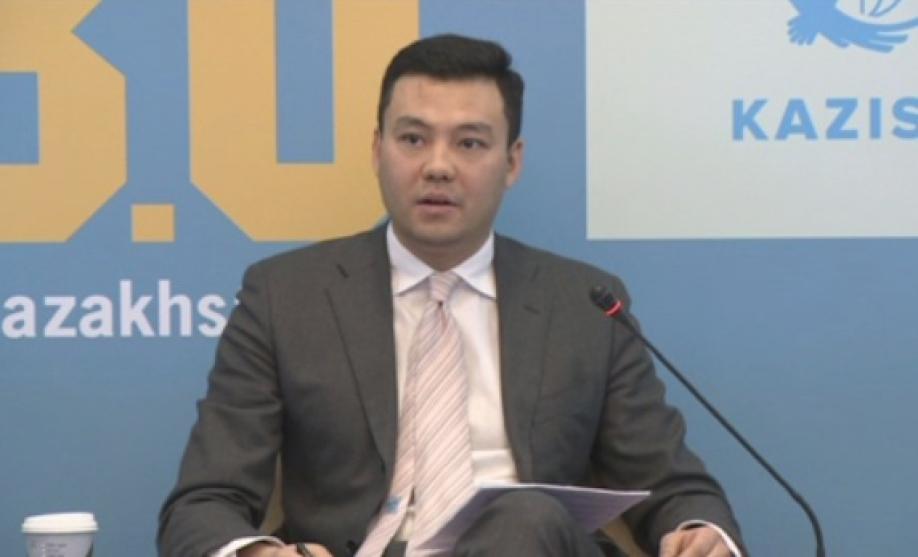 Назарбаев Акишеву: Никого небойся