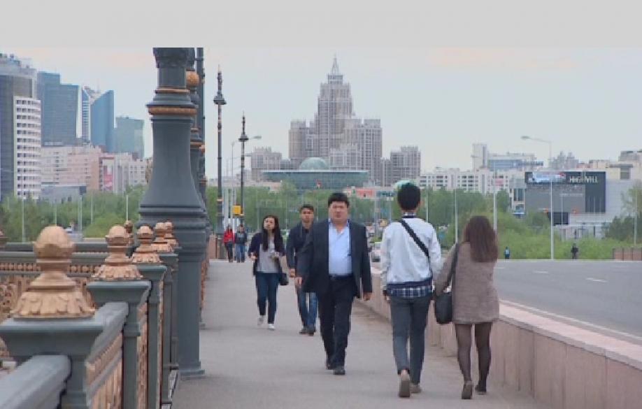 Ввыходные столицу ждём теплая погода без осадков