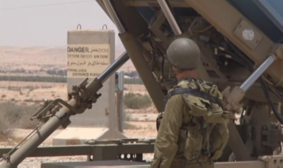 ВИзраиле создана первая североамериканская военная база