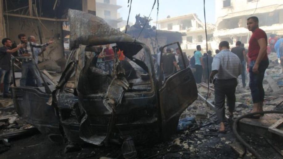 В итоге авиаударов посирийскому Идлибу погибли 30 человек