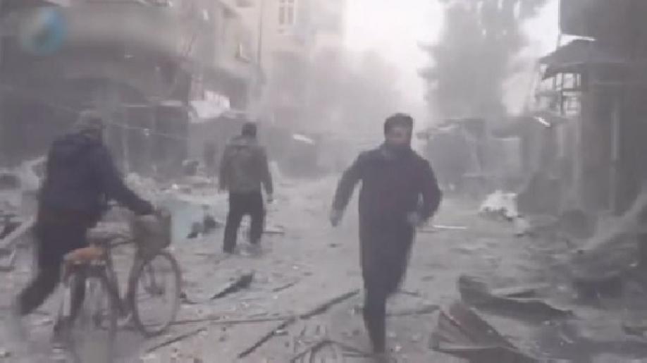 «Россия прикрывает Асада после химических атак вСирии»— Госдеп США