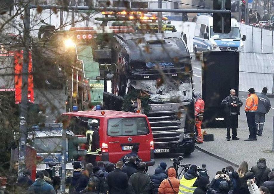 Семья подозреваемого всовершении теракта вБерлине призвала его сдаться
