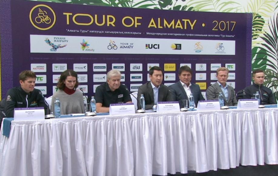 Казахстанец Алексей Луценко выиграл первый этап «Тура Алматы-2017»