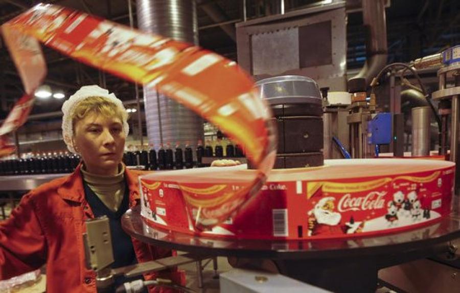 Coca-Cola купила сеть кофеен Costa за4,1 млрд долларов
