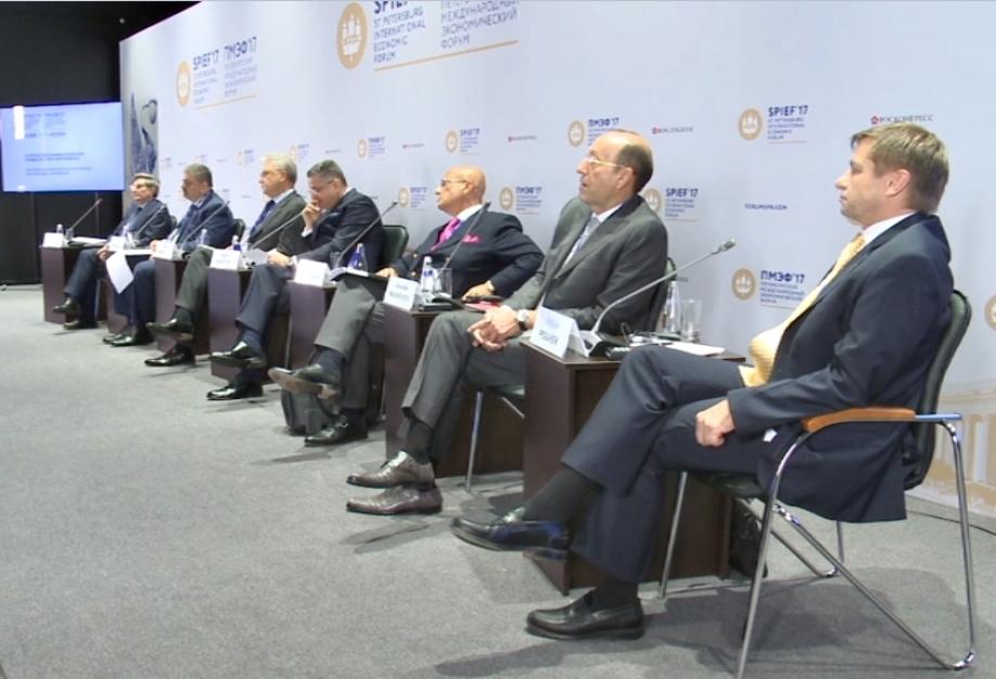 Анатолий Бибилов примет участие вПетербургском международном экономическом консилиуме