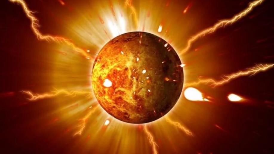 Новая магнитная буря угрожает Земле