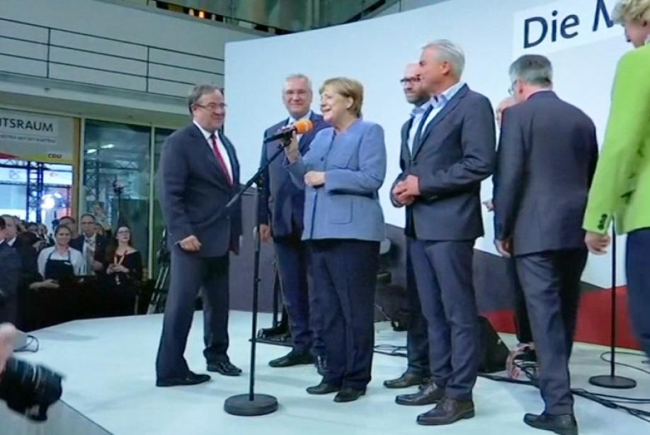 Ангела Меркель нетолько лишь  выиграла, однако  ипроиграла— Выборы вГермании