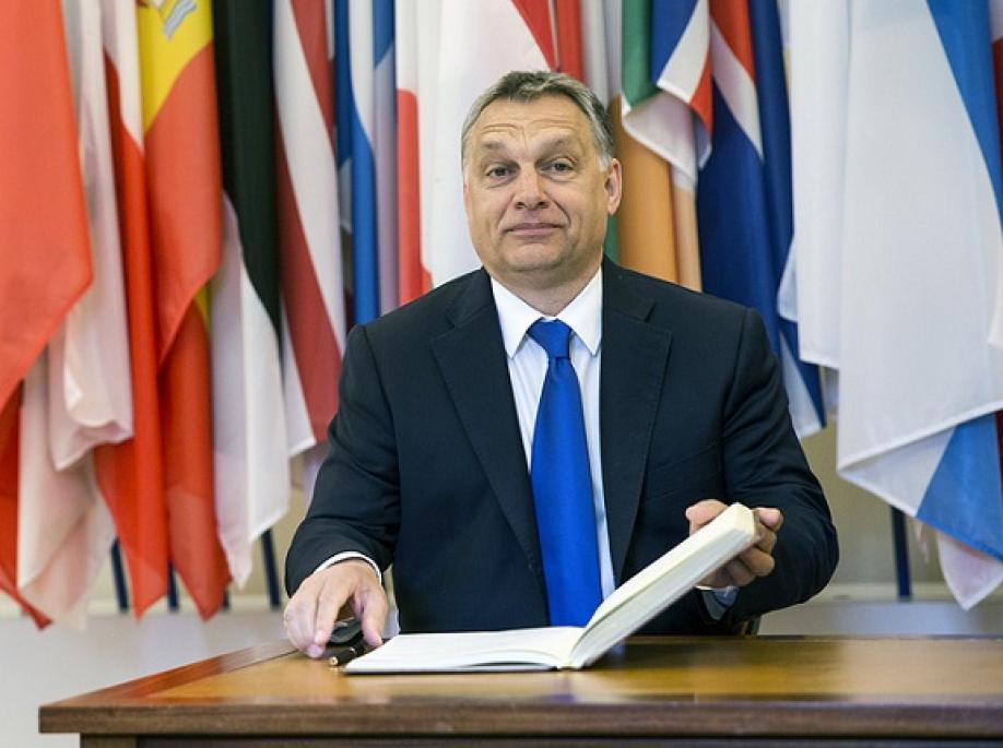 ЕСназвал прием беженцев обязанностью Венгрии