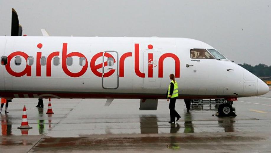 Активы «Air Berlin» достанутся компании «EasyJet»— специалисты
