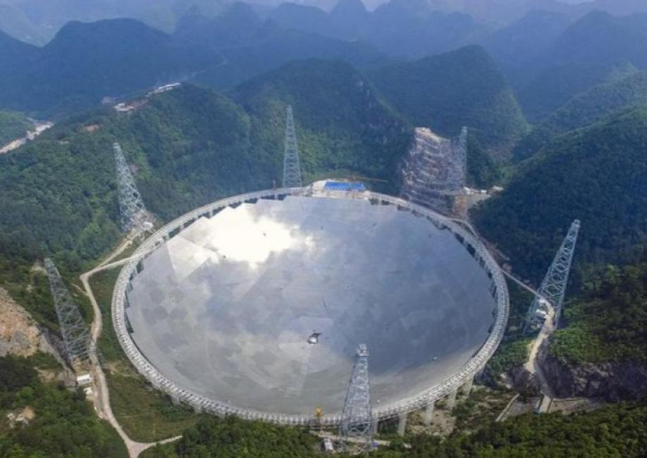 Из-за открытия радиотелескопа вКитайской республике переселят 8 000 человек