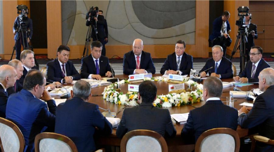 Казахстан предложил построить канал между Чёрным иКаспийским морями
