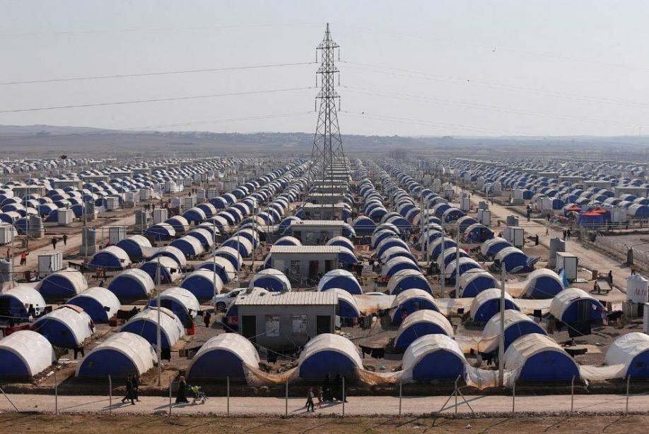 ВИраке огромное число беженцев пострадали отпищевого отравления