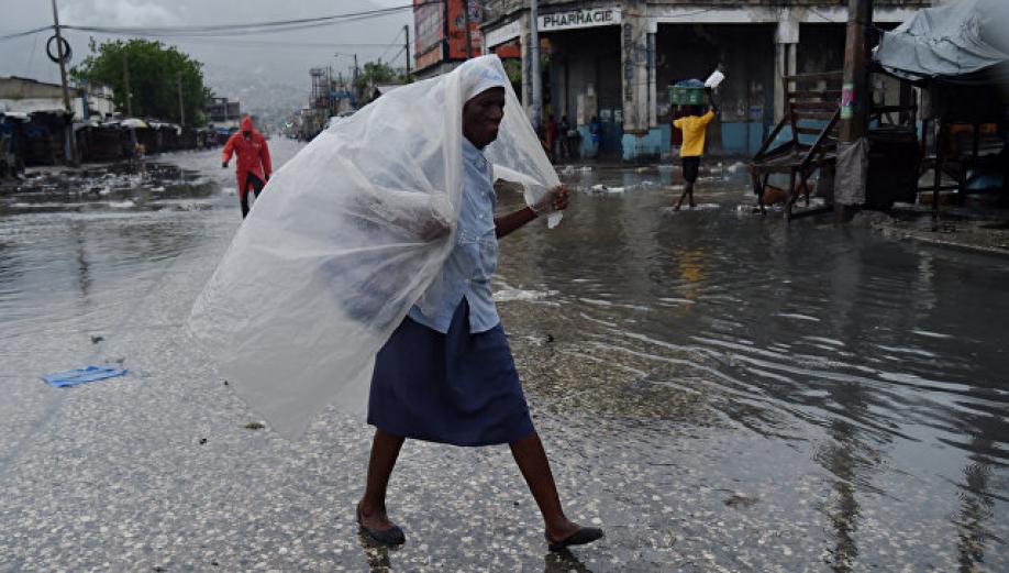 ООН: число погибших урагана «Мэтью» наГаити возрастет