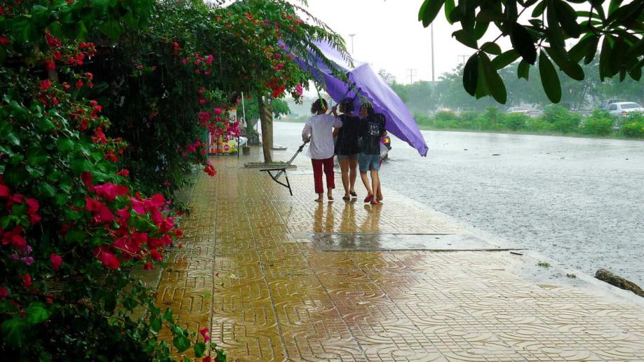 Поменьшей мере 12 человек погибли в итоге наводнений наюге Таиланда
