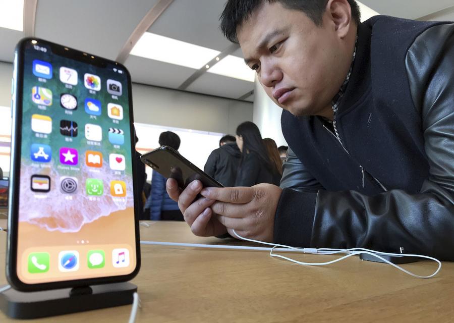 Суд в КНР запретил Apple торговать старые модели iPhone