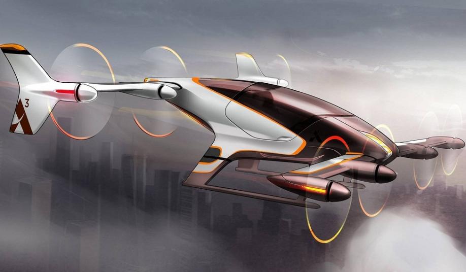 Airbus начнёт испытания летающего такси до конца года