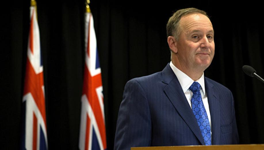 Премьер новейшей Зеландии объявил обуходе вотставку