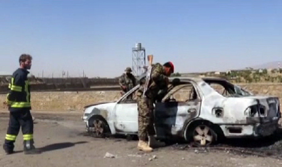 ВАфганистане жертвами нападения талибов наавтобус стали семь человек
