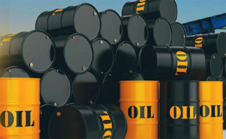 До $46,53 забаррель поднялась стоимость нефти Brent вначале рабочей недели