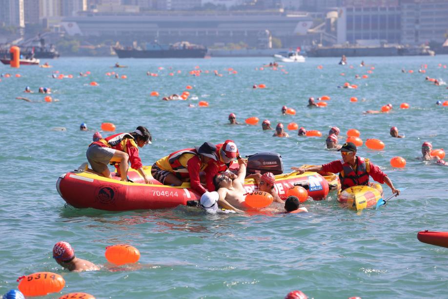 Смертоносный заплыв: вГонконге скончался пловец надистанции 1500 метров