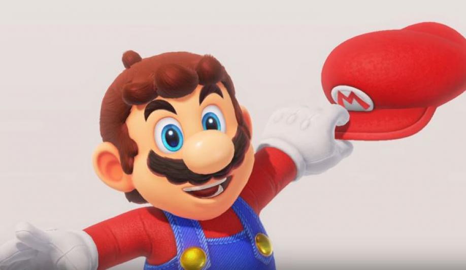 Nintendo анонсировала выпуск новейшей игры Super Mario Odyssey