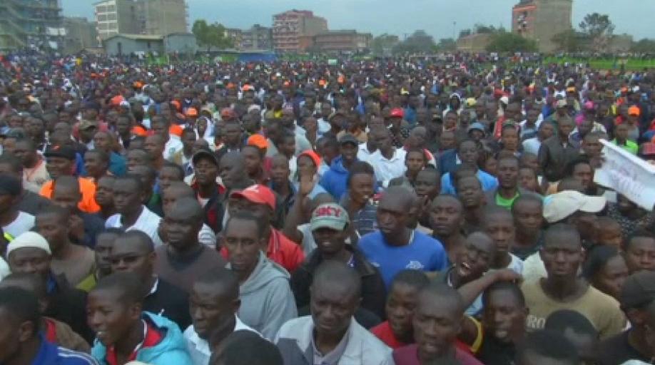 ВКении оппозиция выдвинула условия своего участия вповторных выборах