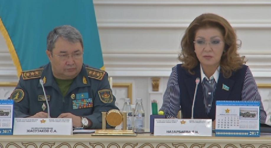 Дарига Назарбаева стала главой социального совета МИД&nbsp