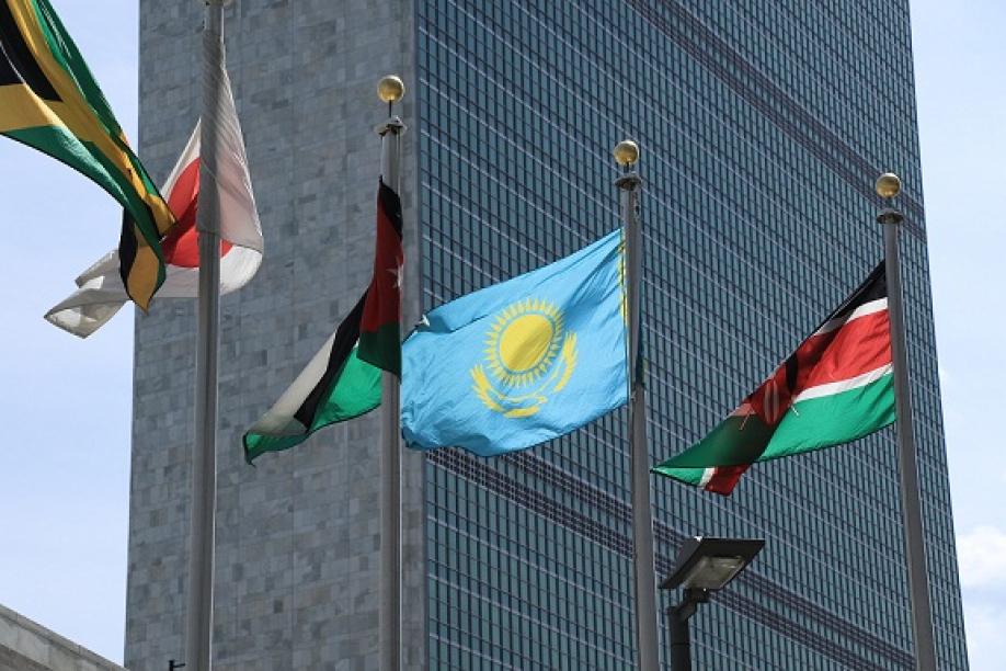 Российская Федерация стала председателем Совбеза ООН