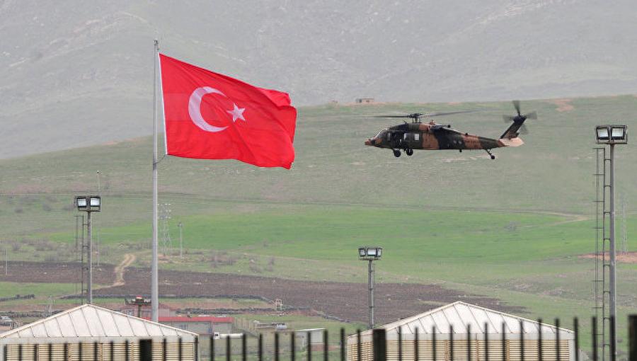 Вударах посеверу Ирака «нейтрализовано» 14 «террористов»— Генштаб Турции