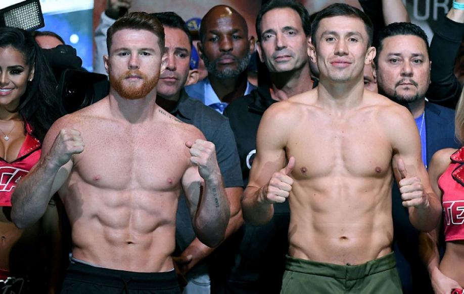 Бой-реванш между боксерами Головкиным иАльваресом пройдет 5мая