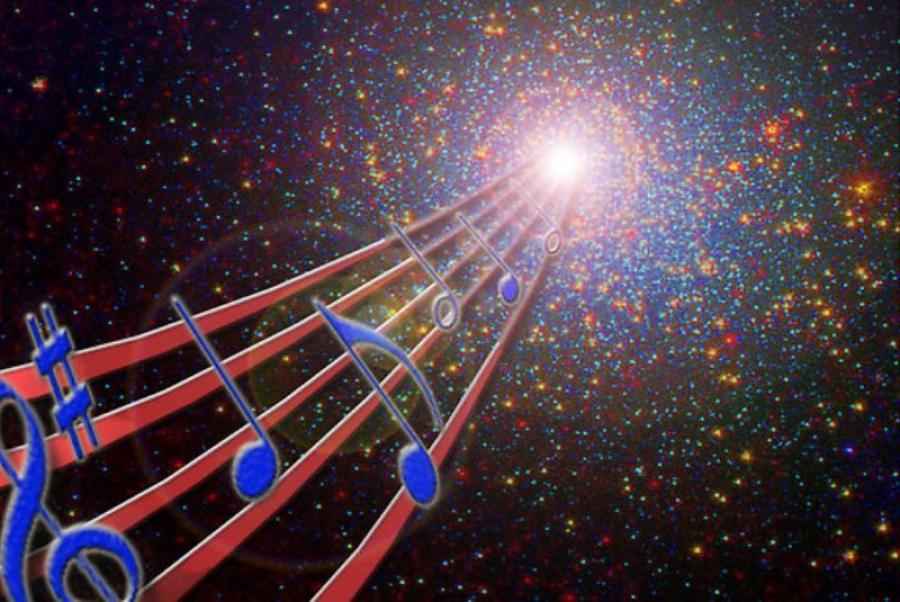 Ученые отправили кзвезде записи станцевальной музыкой
