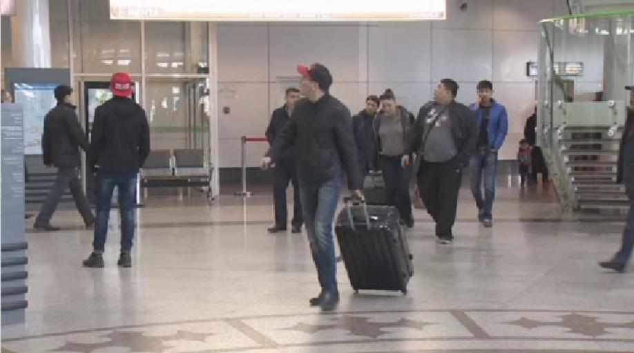 Пассажиры схваченного надвое суток рейса вылетели изАстаны вОАЭ