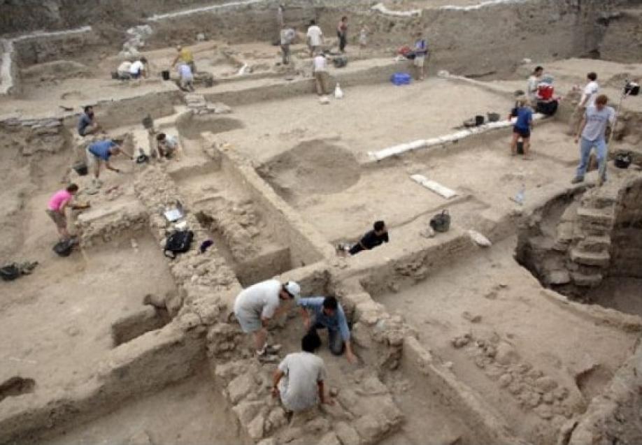 Археологи отыскали самую старинную карту изкамня