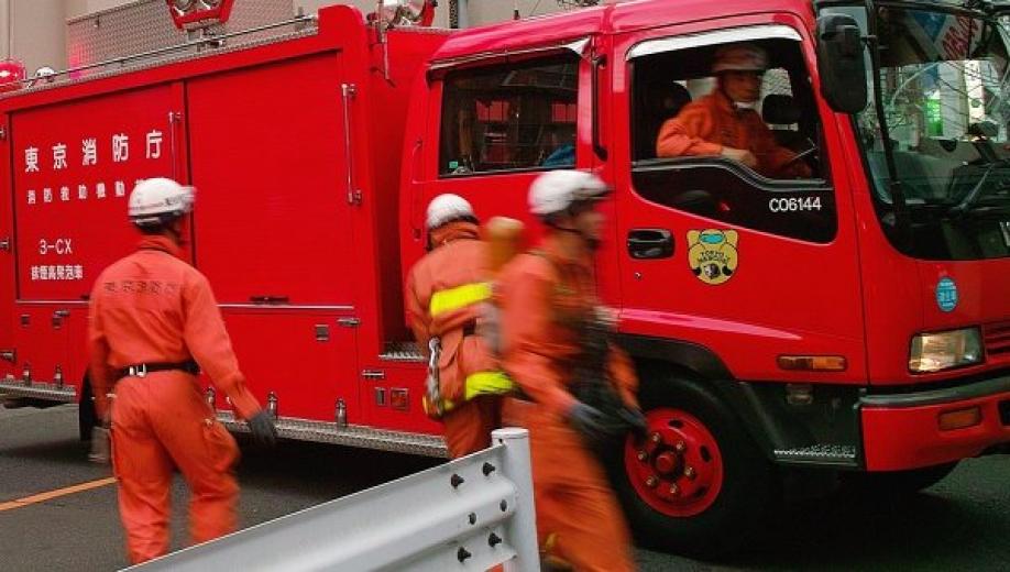 Пятеро детей иихмать погибли вЯпонии вовремя пожара